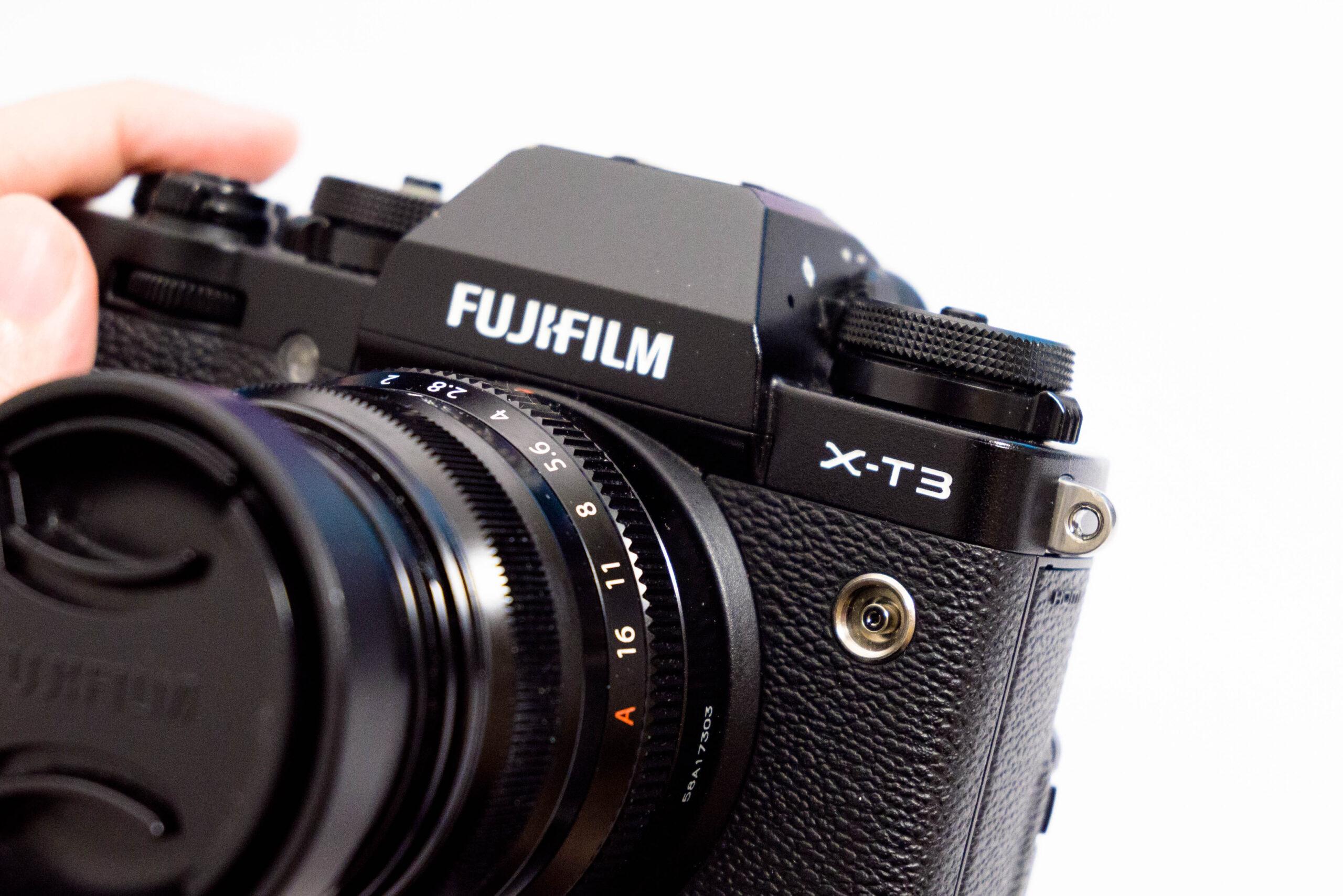 さよなら、FUJIFILM。ようこそ、Nikon。