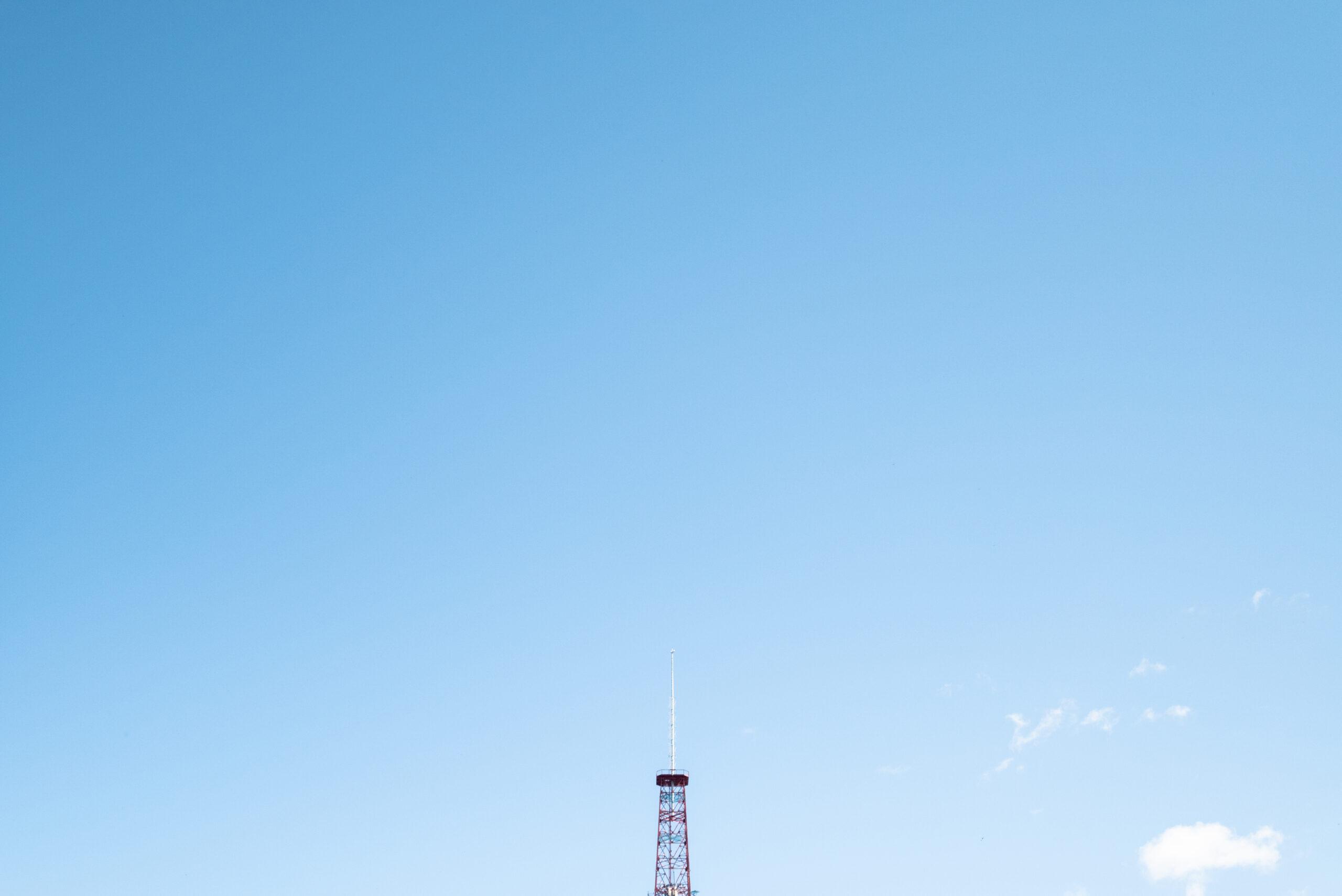 秋晴れの札幌 NikonZ5
